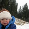Gabe in the Mountains