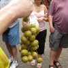 Longan or Dragon's Eye fruit (tasty!)