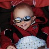 Gabe in his Julbo's