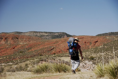 Where are we hiking? Actually, it's Larimer County!
