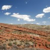 Red Sandstone landscape of Northern Colorado